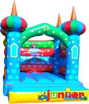 zamek dmuchany do skakania